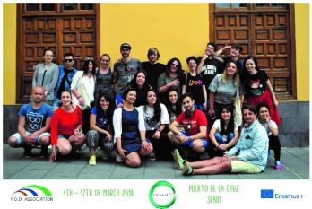 group photo yeshumanity